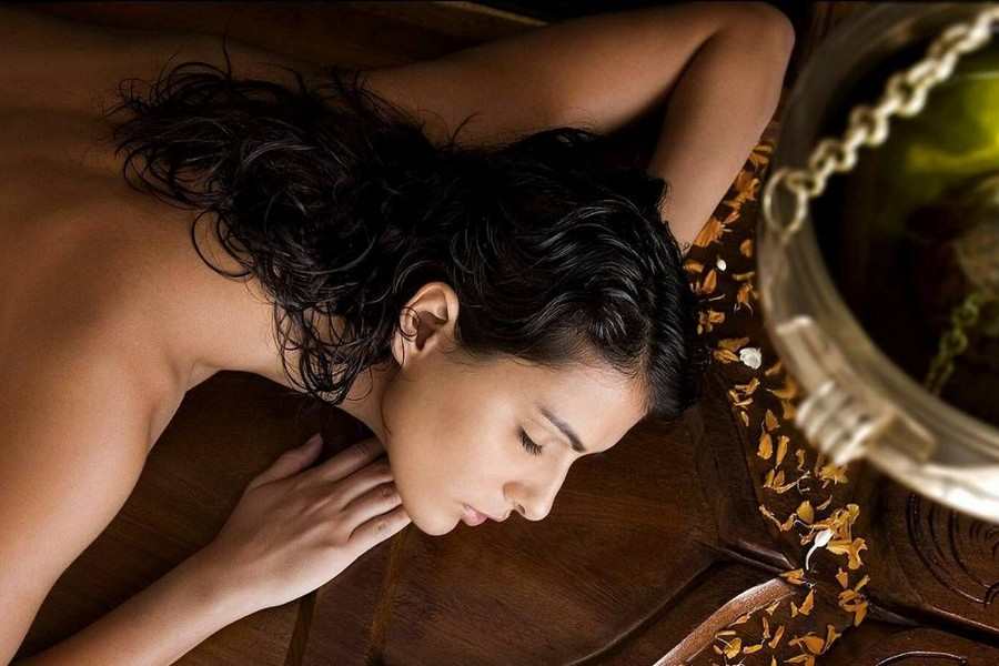 Luxury massage in dubai