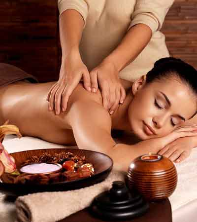 aromatherapy massage in dubai